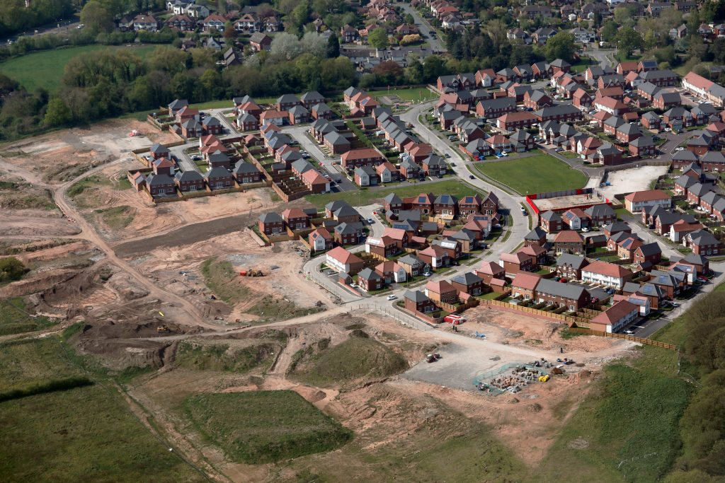 Land and new homes 2