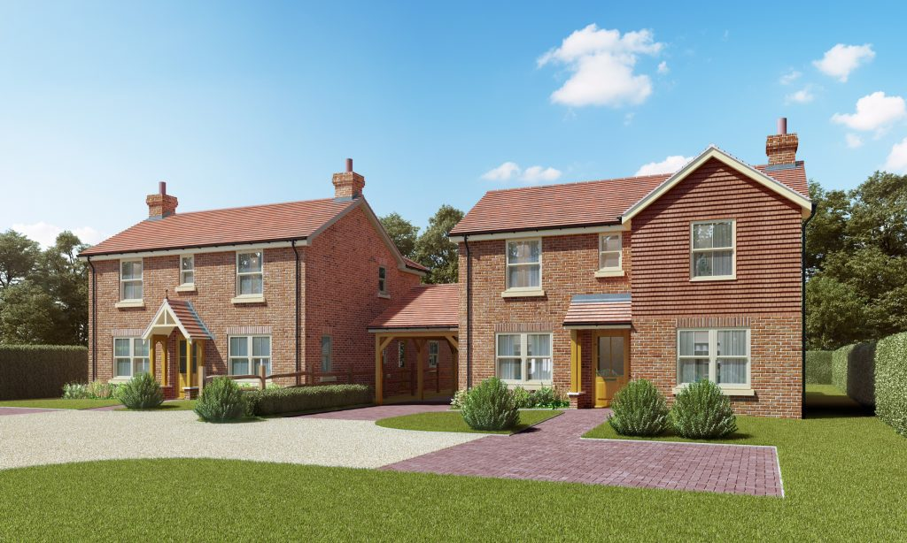 Land and new homes 3